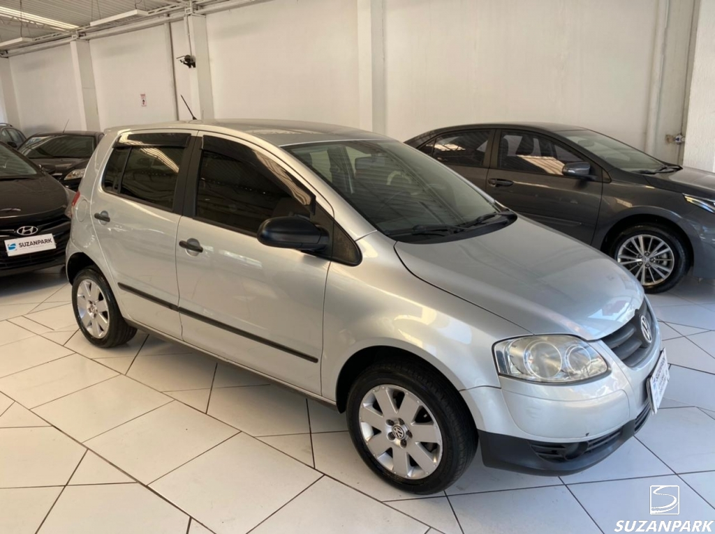 VW FOX ROUTE 1.6