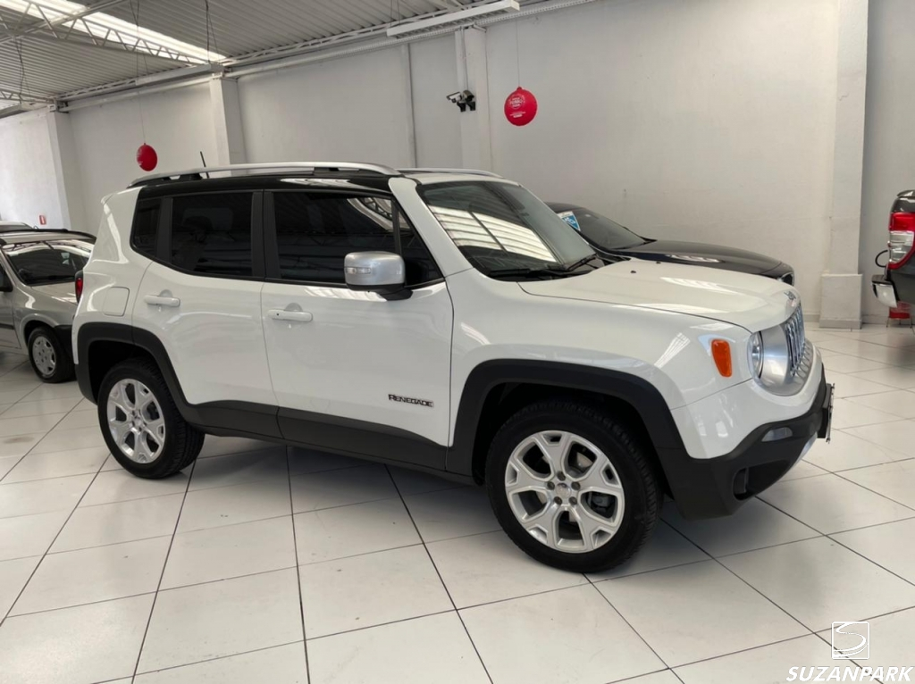 JEEP RENEGADE LIMITED  2.0 4X4